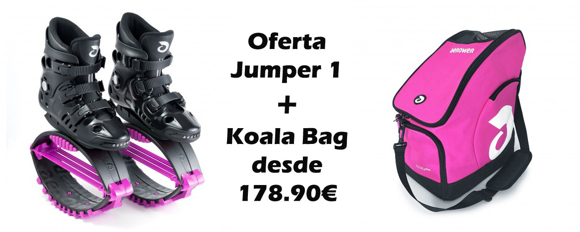 Jumper 1 + Koala bag